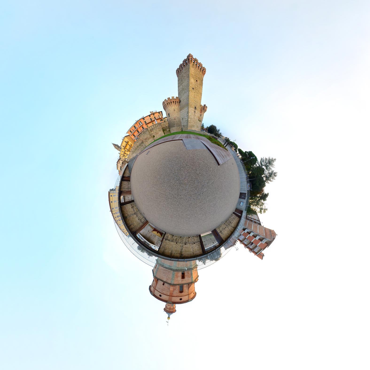 piazza mercato di umbertide