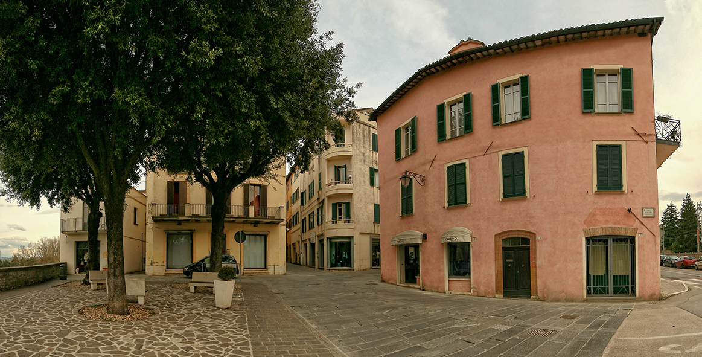 Piazzetta Umbertide